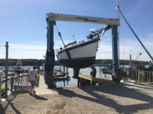 Windleblo being launched at South Freeport