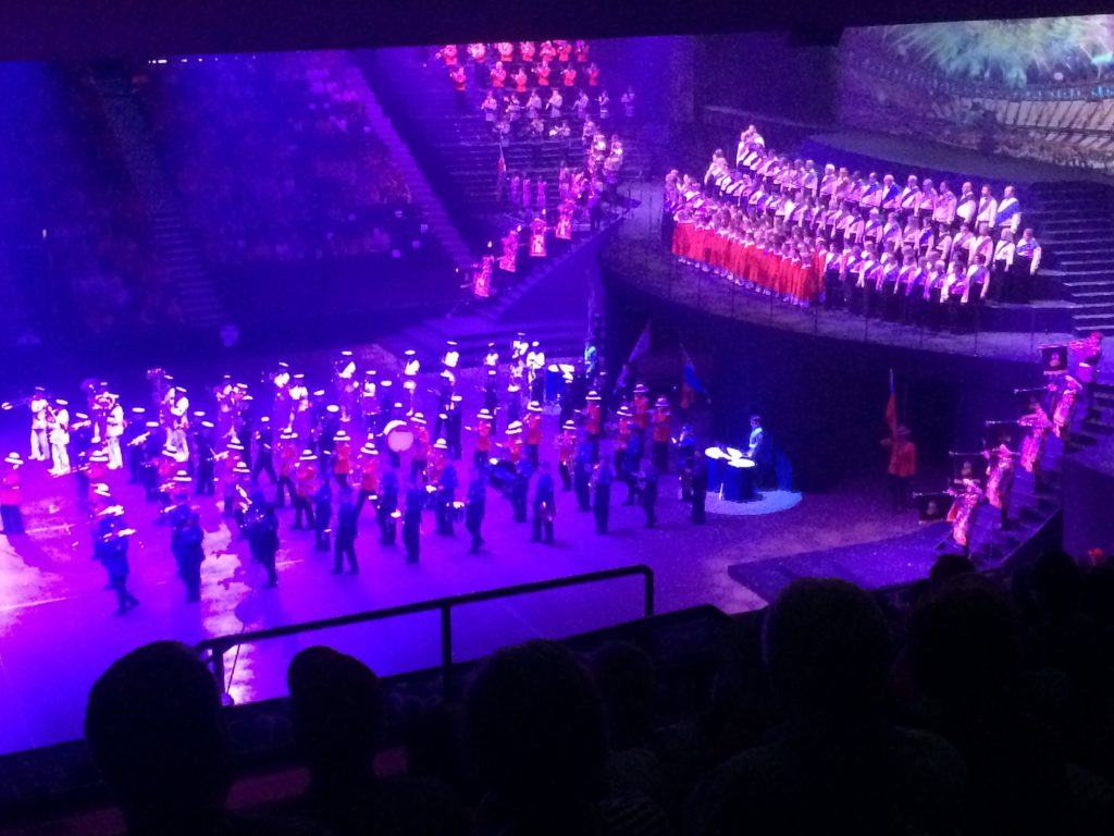 The Royal Nova Scotia International Tattoo.